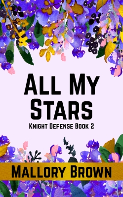 All My Stars Kindle Cover